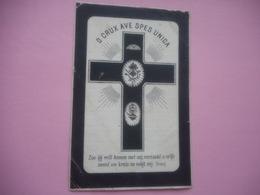 D.P.-AMELIA-S.HUWETTE °WEST-NIEUWKERKE +ALDAAR 5-12-1870 72 JAREN - Godsdienst & Esoterisme