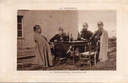 CPA 88 Vosges Hohneck Au Gendarmerie Allemande - Autres Communes