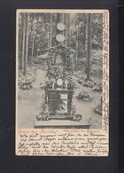 Tschechien AK Gruss Aus Karlsbad Marienbild 1904 - Tschechische Republik