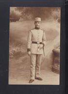 KuK AK Rekrut Rovereto 1905 - Uniformen