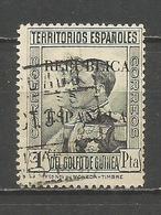 GUINEA EDIFIL NUM. 227 USADO - Guinea Spagnola