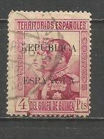 GUINEA EDIFIL NUM. 228 USADO - Guinée Espagnole
