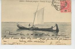 PORTUGAL - LISBOA - Embarcação Portugueza - Lisboa