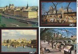 LOT 45 CPM/CPSM En Rapport Avec LES EGLISES Et ND De PARIS Toutes Scannées Etat : TTBE - Eglises