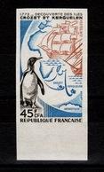 Reunion - Non Dentelé - YV 407a N** Crozet & Kerguelen Cote 60 Euros - Réunion (1852-1975)