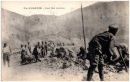 En ALBANIE - Sur Les Routes - Albania