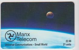 #08 - ISLE OF MAN-32 - SPACE - Isola Di Man