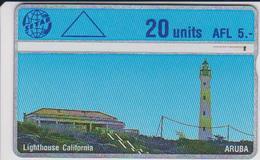 #08 - ARUBA-01 - LIGHTHOUSE CALIFORNIA - Aruba