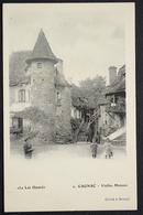 """""""Le Lot Illustré"""" 2.Gagnac - Vieilles Maisons - France"""