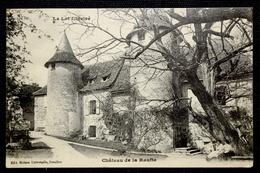 Le Lot Illustré   Château De La Raufie - Frankreich