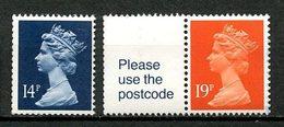 Gd Bretagne 1988 N° 1344/1345 ** Neufs MNH Superbes C 8 €  Elizabeth II - 1952-.... (Elizabeth II)
