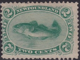 Newfoundland      .   SG  .   25     .  (*)     .   No Gum      .   /    .  Geen Gom - Newfoundland