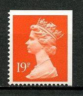 Gd Bretagne 1988 N° 1345a ** Neufs MNH Superbes C 2 €  Elizabeth II Non Dentelé à Droite - 1952-.... (Elizabeth II)