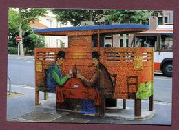 """LYON  : """" VESPASIENNE : Boulevard De La Croix-Rousse """" - Lyon"""