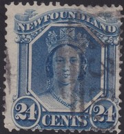 Newfoundland      .   SG  .   30   .      O        .   Cancelled       .   /    .  Gebruikt - Newfoundland