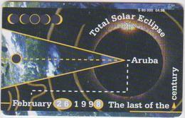 #08 - ARUBA-07 - TOTAL SOLAR ECLIPSE - Aruba