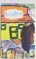 #08 - ARUBA-10 - ARUBA 500 YEARS - Aruba