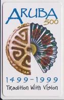 #08 - ARUBA-11 - ARUBA 500 YEARS - Aruba