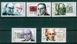 DDR 1989 / MiNr.    3230 - 3234   ** / MNH   (r1689) - [6] Repubblica Democratica