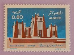 ALGÉRIE YT 656 NEUF MUSÉE SAHARIEN ANNÉE 1977 - Algeria (1962-...)
