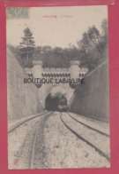 58 - SAINCAIZE--Le Tunnel---train - France