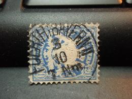 Timbre BAYERN  20 Pfennig 1888. Estampillé   FUERTH BAYERN - Bayern (Baviera)