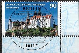 2014 Germany Allem.Fed. Mi. 3062 FD-used Berlin  EUR    Albrechtsburg, Meißen - [7] Repubblica Federale