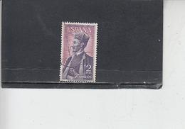 SPAGNA 1966 - Unificato  1365 - De Valdes - 1961-70 Oblitérés