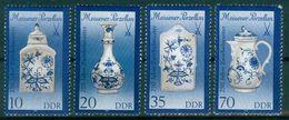 DDR 1989 / MiNr.    3241 - 3244 I   ** / MNH   (r1692) - [6] République Démocratique