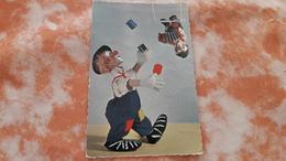 Clown Acrobate Poupées Steiff 788 Für Die Aufnahme Wurden Original Erzugnisse Verwendet - Cirque