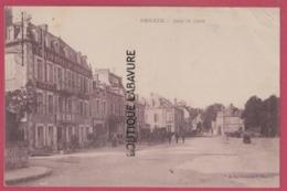 58 - DECIZE---Quai De Loire--grand Hotel--animé - Decize