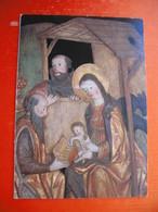 Crib.Anbetung Der Konige,Altarrelief Aus Holz,Schwaben 1480 - Autres