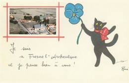 FRESNE L ARCHEVESQUE - France