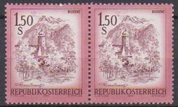 Österreich 1974 Nr.1439 Paar  ** Postfr. Schönes Österreich ( 9133 ) Günstige Versandkosten - 1945-.... 2ème République