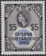 British Guinea    .   SG  .    384    .    *    .    Mint-hinged     .   /    .   Ongebruikt - Brits-Guiana (...-1966)