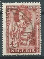 Nigéria - Yvert N° 42  Oblitéré  - Bce 17619 - Nigeria (...-1960)