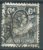 Rhodésie  Du Nord    -- Yvert N°  31 Oblitéré - - Bce 17643 - Northern Rhodesia (...-1963)
