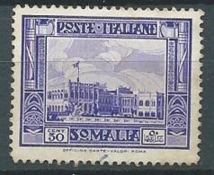 Somalie Italienne  -- Yvert N°  170  ( A )  *- Dent 14 - Bce 17652 - Somalia