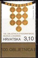 CROATIA, 2019, MNH,MUSEUMS, ETHNOGRAPHIC MUSEUM,1v - Museums