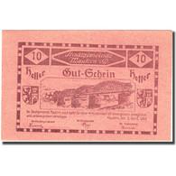 Billet, Autriche, Mautern, 10 Heller, Pont 1920-12-31, SPL Mehl:FS 600IId2 - Autriche