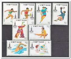 Vietnam 1980, Postfris MNH , Olympic Summer Games - Vietnam