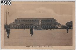 Asti - Piazza Alfieri - Foro Boario - Animee 28.4.1916 - Asti