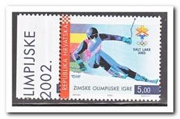 Kroatië 2002, Postfris MNH , Olympic Winter Games - Kroatië
