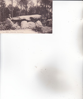CPA 56 ELVEN ,la Roche Binet. Pierre Branlante. (animée...) - Elven