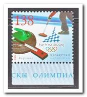 Kazachstan 2006, Postfris MNH , Olympic Winter Games - Kazachstan