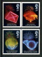 Gde BRETAGNE 1989 N° 1376/1379 ** Neufs MNH  Superbes C 8 € Anniversaires Evènement Instruction Postes Communications - 1952-.... (Elizabeth II)