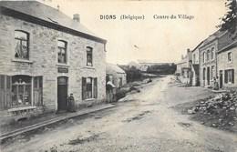 Dion NA1: Centre Du Village ( Dions ) 1911 - Beauraing