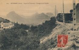 I107 - 38 - SEYSSINET - Isère - Ligne Du Tramway - Passage De La Combe - Autres Communes
