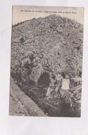 CPA DPT 48 ENVIRONS DE  VILLEFORT,  CHUTE DE L ALTIER, ROUTE DE PIED DE BORNEen 1917! - Villefort