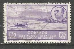 GUINEA EDIFIL NUM. 289 USADO - Guinée Espagnole